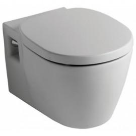 Унитаз подвесной Ideal Standard Connect с сиденьем
