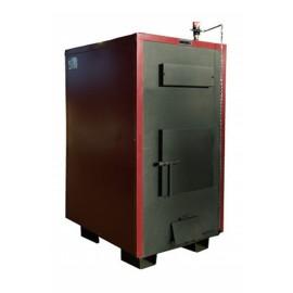 """Пиролизный котел """"Буржуй-К"""" Т-50A с автоматическим тягорегулятором"""