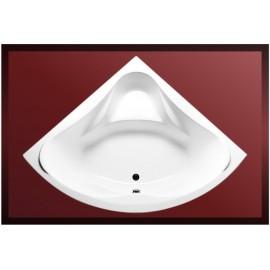Ванна акриловая угловая ALPEN RUMINA 140x140