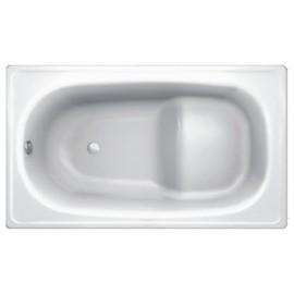 BLB Europa Ванна стальная сидячая 105x70
