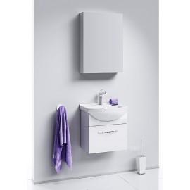 Зеркало-шкаф Aqwella Аллегро 50