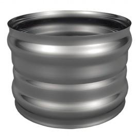 Адаптер котла Моно д.150 (430) 0,8мм  ТиС