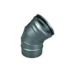 Отвод 45* моно д115 (Ст430) 0,8мм ТиС