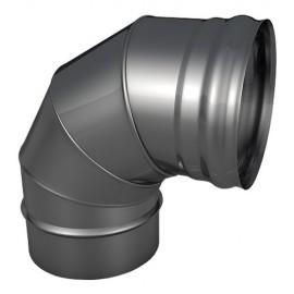 Отвод 87* моно д115 (Ст430) 0,8мм ТиС