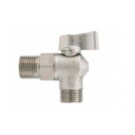 Кран шаровый Itap НР/ВР 1/2*3/4 угл. для подключения бытовых приборов
