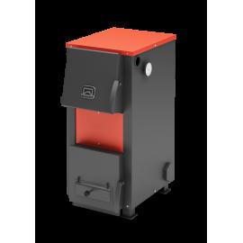 Куппер 10 кВт с варочной панелью Твердотопливный котел