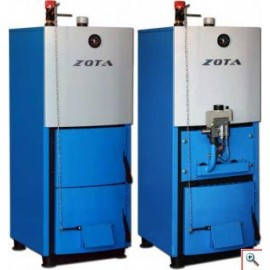 ZOTA «Mix» 50 кВт Твердотопливный котел