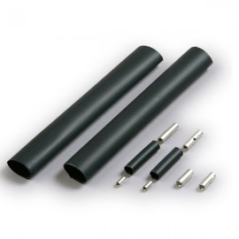GRANDEKS Термоусадочная муфта КТУ. Для сращивания греющего кабеля с монтажным проводом (профессиональная)
