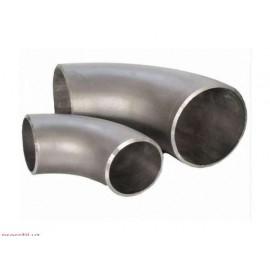 Отвод оцинкованный стальной 89х3,5