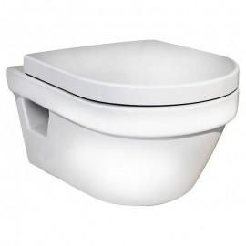 """Унитаз подвесной Hygienic Flush  с сиденьем """"микролифт"""""""