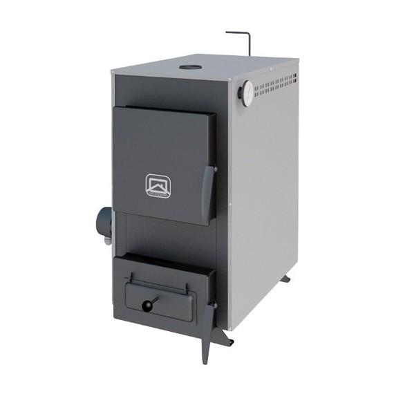 Куппер Практик 14 кВт Твердотопливный котел