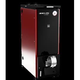 Термокрафт Zeus Turbo 32-40 кВт Котел угольный  полуавтоматический (пульт и вентилятор наддува)