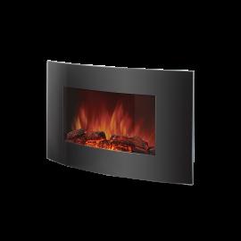 Electrolux  EFP/W - 1200URLS   Электрический настенный камин черный
