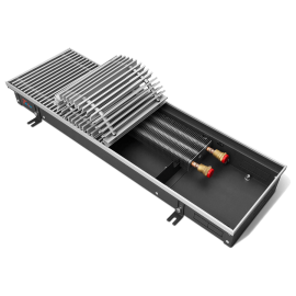 Techno Usual KVZ 85*250 Внутрипольные конвекторы высота 85