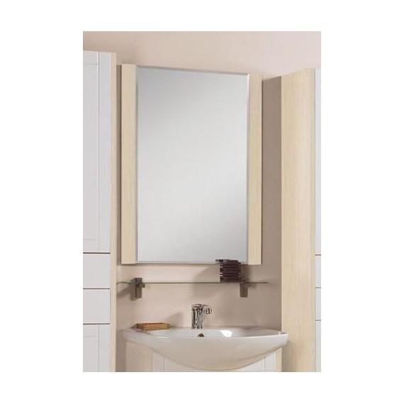 Зеркало Акватон АЛЬПИНА 65 молочный дуб