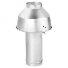 Дымовой колпак для Baxi SLIM диаметр 160 мм