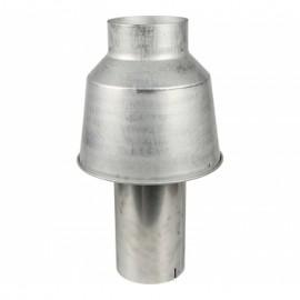 Дымовой колпак для Baxi SLIM EF диаметр 200 мм