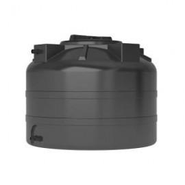 Бак для воды АКВАТЕК ATV 200 без поплавка черный