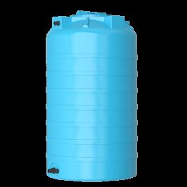 Бак для воды АКВАТЕК ATV 500 без поплавка синий