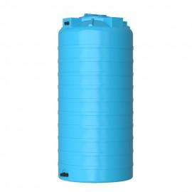 Бак для воды АКВАТЕК ATV 750 без поплавка синий