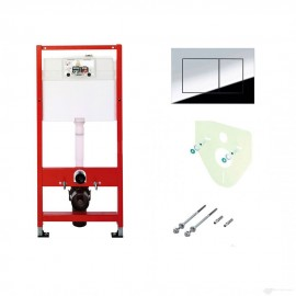 Tece Base инсталляция с панелью смыва Now