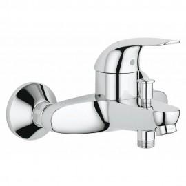 GROHE Euroeco Смеситель для душа и ванны с коротким изливом