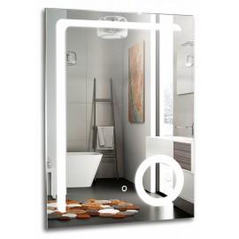 Зеркало Акварель Клио 60 см с сенсорным выключателем
