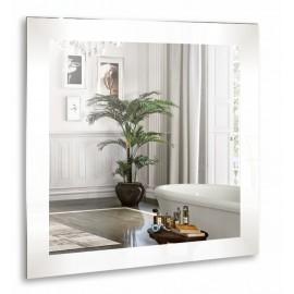 Зеркало Акварель Норма 80 см с сенсорным выключателем