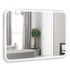 Зеркало Акварель Стив 80 см с сенсорным выключателем