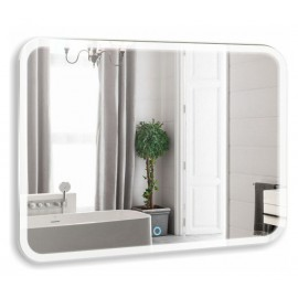 Зеркало Акварель Стив 91.5  см с сенсорным выключателем