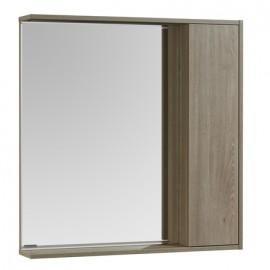 Акватон Стоун зеркальный шкаф цвет сосна арлингтон