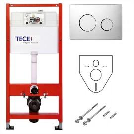 Tece Base инсталляция с панелью смыва TECEloop