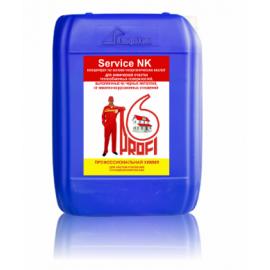 PROFI service NK 10 литров Средство для очистки теплообменных поверхностей
