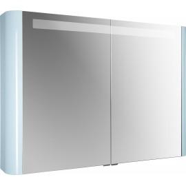 Зеркальный шкаф AM.PM Sensation 100 см цвет светло-голубой
