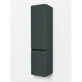 Шкаф-колонна AM.PM Sensation 40 см подвесной правый, цвет антрацит