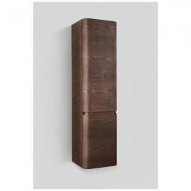 Шкаф-колонна AM.PM Sensation 40 см подвесной левый, цвет орех