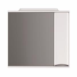 AM.PM Like Зеркало со шкафчиком и подсветкой 80 см (шкафчик справа)