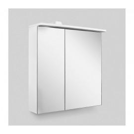 AM.PM SPIRIT 2.0 Зеркальный шкаф с LED-подсветкой 60 см , левый