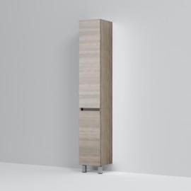 AM.PM GEM S Шкаф-колонна  напольный  правый, 30 см, светлый дуб