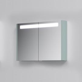 Зеркальный шкаф AM.PM Sensation 100 см цвет мятный