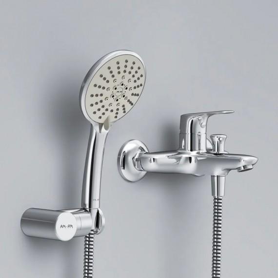 AM.PM Like X-Joy Смеситель для душа и ванны с душевым комплектом