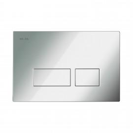 AM.PM Pro S клавиша для инсталляции пневматическая, пластик, хром