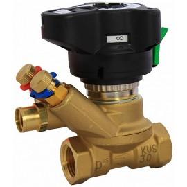 Ручной балансировочный клапан MVT Ду 25 мм