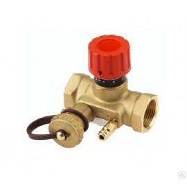 Ручной балансировочный клапан Danfoss USV-I, Ду 15 мм, Kvs  1,6 м3/ч