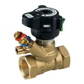 Ручной запорно-измерительный балансировочный клапан Danfoss ASV-BD, Ду 40 мм