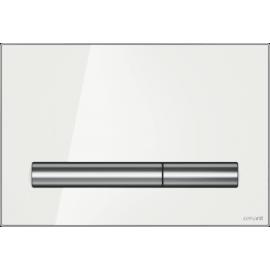 Кнопка PILOT для LINK PRO/VECTOR/LINK/HI-TEC стекло белый(9311)