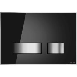Кнопка MOVI для LINK PRO/VECTOR/LINK/HI-TEC стекло черный(9312)