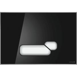 Кнопка ACTIS для LINK PRO/VECTOR/LINK/HI-TEC стекло черный(9317)