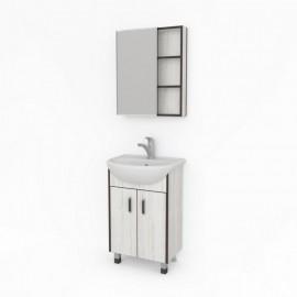 Какса-А Винтер 55 Комплект мебели для ванной комнаты