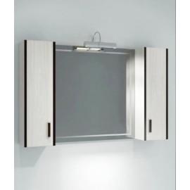 Какса-А Винтер 105 Зеркальный шкаф